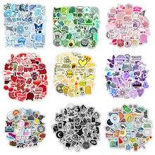50 шт. Vsco INS стиль наклейка аниме для ноутбука чехол для автомобиля скейтборд мотоцикл девочка для детей Детские игрушки крутые Животные наклейки F5