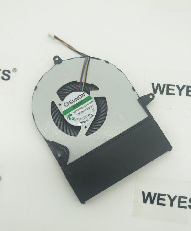 Laptop Cpu Cooling Fan FOR ASUS UX52 UX52A UX52VS UX52ZV UX52V Cooler MF75070V1-C050-S9A