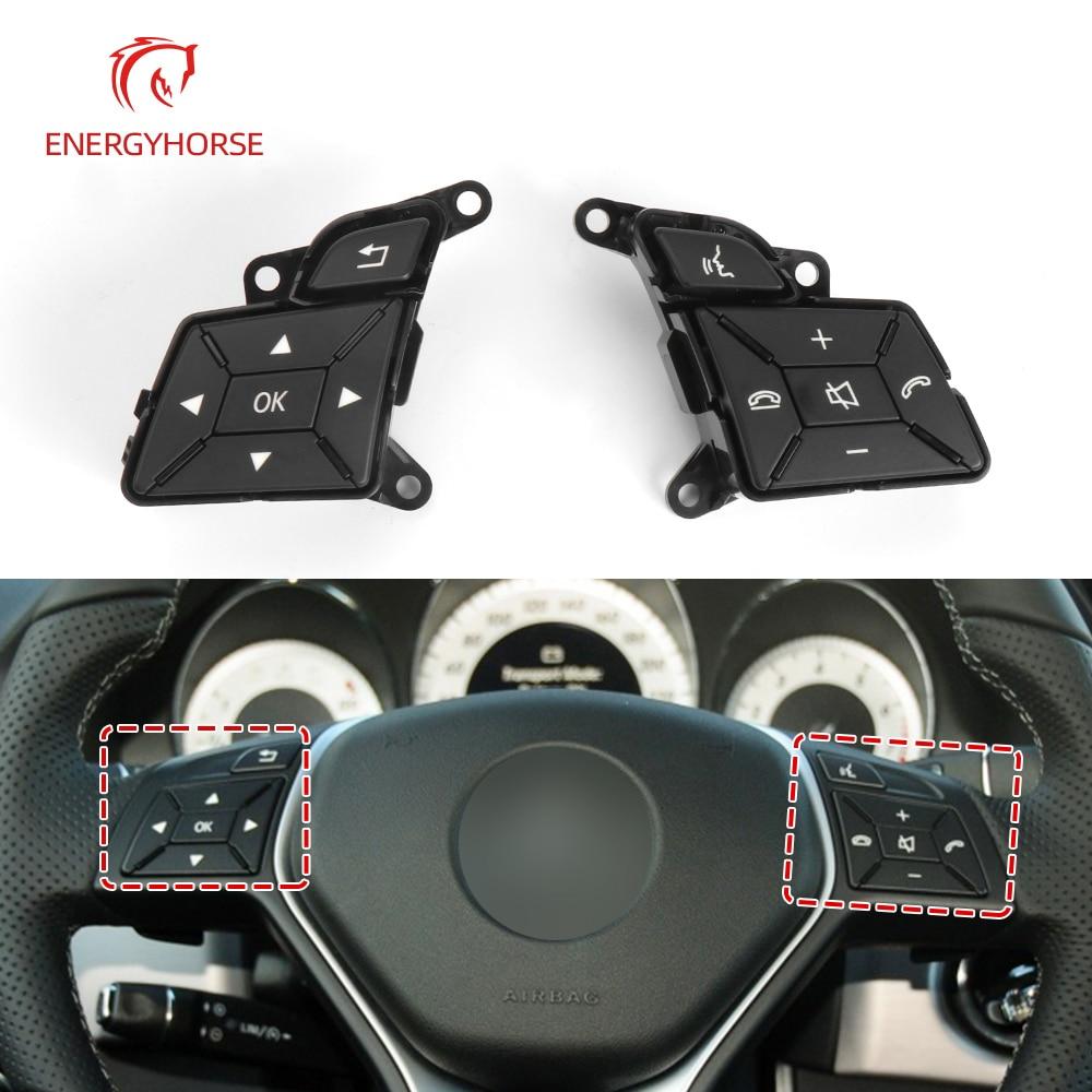 Кнопка переключения управления на рулевое колесо для Mercedes Benz W204 X204 W212 W156 W246 C E A GLK Class 2185400162