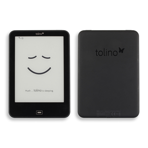 Image 5 - กันน้ำทุกวัน Tolino Vision 2 E Reader E Ink 6 นิ้ว 1024X758 หน้าจอสัมผัส eBook Reader WiFi Tap2 สำหรับ Page Turning!