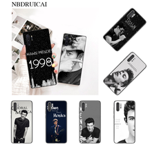 Nbdruicai Shawn Mendes Poster Telefoon Case Cover Voor Samsung Note 3 4 5 7 8 9 10 Pro J7 J8 2018 J4 J6 Plus(China)