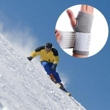 Sports Wrist 1pcs Pressurized Bracer Bandage Breathable Comfort Protector Bracers