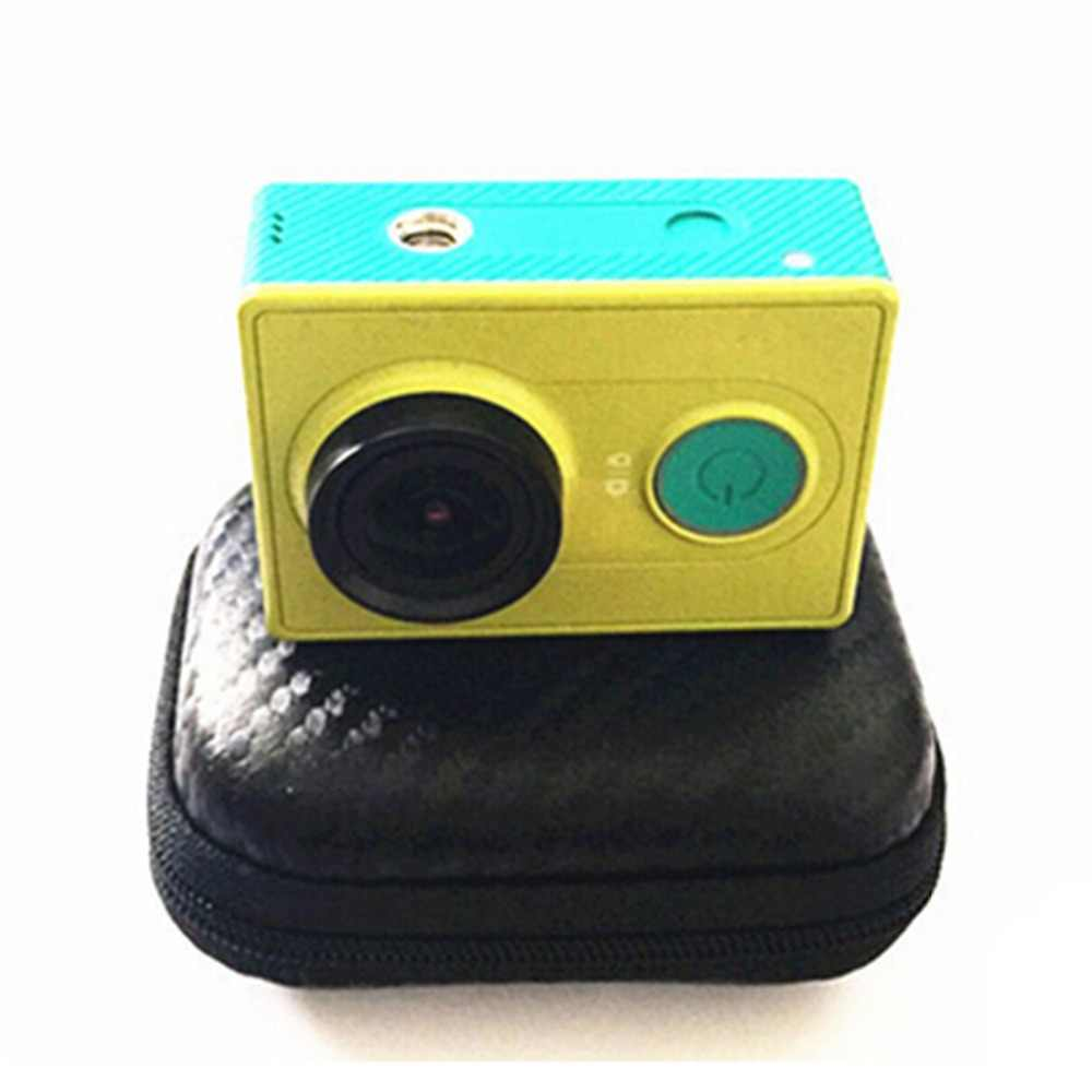 5pcs For Gopro Hero 6 5 Xiaomi Easy 4K Sports Camera for Yi Go Pro Camera Accessories Portable Mini Box EVA Black Camera Bag
