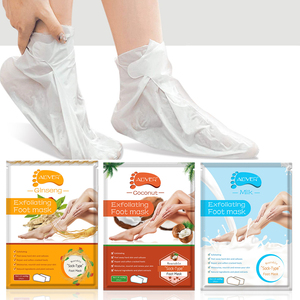 Image 3 - 1Bag=2pcs Exfoliating Foot Mask Socks For Pedicure Socks For Feet Peeling Foot Mask Health Care Skin Care Feet Dead Skin Removal
