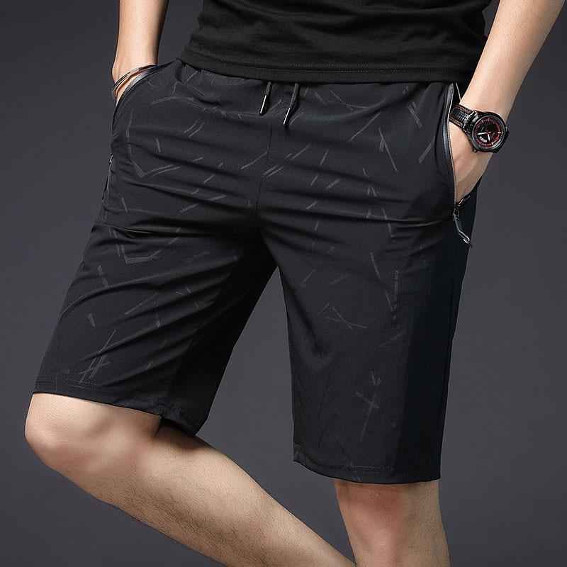 Men Shorts Beach Running Bermuda Masculina Casual Breathable Compression Shrots Summer 2020 Big Size Casual Sportswear Shorts