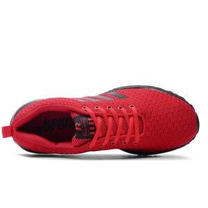 Image 3 - 2020 primavera outono mulher tênis de corrida wearable almofada de ar das sapatilhas confortáveis casuais moda apartamentos sapatos esportivos masculinos