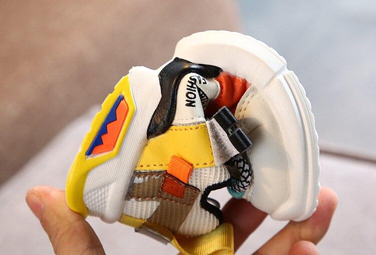 2020 novas crianças sapatos esportivos crianças meninos