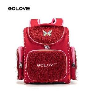GOLOVE School bag Backpack for