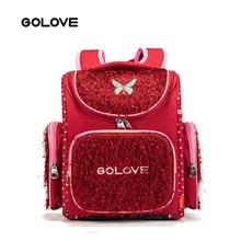 GOLOVE School bag Backpack for Teenage Girls princess Backpa