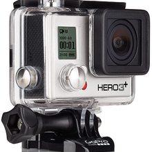 100% оригинал для камеры GoPro HERO3 + Silver Edition Приключения + аккумулятор + кабель для зарядки и передачи данных + водонепроницаемый чехол