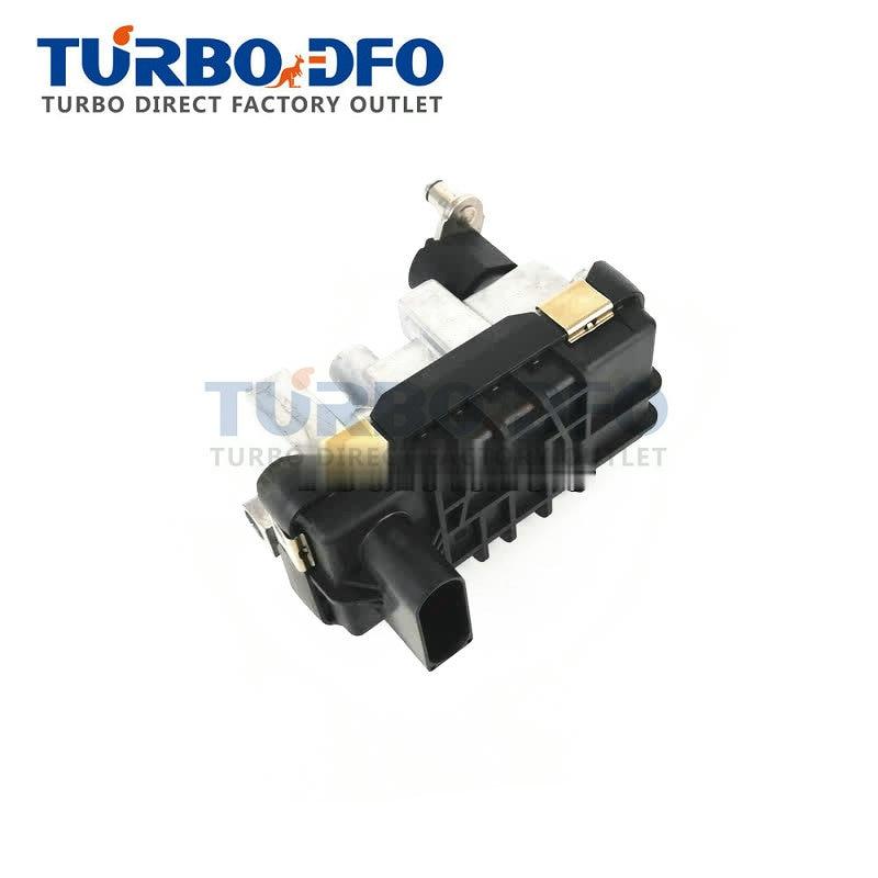Turbine Parts Electronic Actuator GT2256V G-62 753546 761963 Wastegate For Land Rover Freelander II 2.2 TD4 DW12B 2006- LR006862