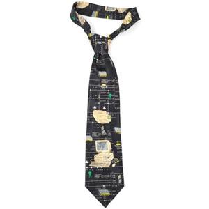 Image 1 - Free Shipping New Male mens Original design Fun computer female decorative shirt trend personalized print design Europe ncktie