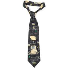 【送料無料】新男性のオリジナルデザインの楽しいコンピュータ女性の装飾シャツトレンドパーソナライズ印刷デザインヨーロッパ ncktie