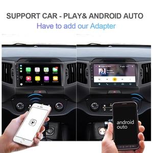 Image 5 - Isudar H53 4G Android 1 Din Tự Động Phát Thanh Cho Xe KIA/Sportage Máy Nghe Nhạc Đa Phương Tiện Octa Core RAM 4GB ROM 64GB GPS Camera Hình USB DVR DSP