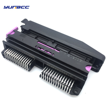 1set 56pins FCI Auto male and female connector with shell and pin ECU connectors accessories 1set 32pin ecu aluminum enclosure box with 32 pin case motor car lpg cng conversion male female auto connector