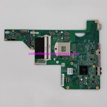 Genuine 605903-001 HM55 Laptop Motherboard Mainboard for HP G62 CQ62 Series Notebook PC nokotion 631596 001 daax1imb6a0 laptop motherboard for hp g42 g42t main board hm55 ddr3 hd6370m video card