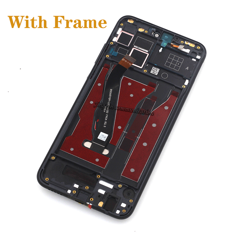 """Image 5 - 6.5 """"Original display For Huawei honor 8X LCD monitor + touch screen digitizer replacement for honor 8x JSN L21 JSN AL00 JSN L22-in Mobile Phone LCD Screens from Cellphones & Telecommunications"""