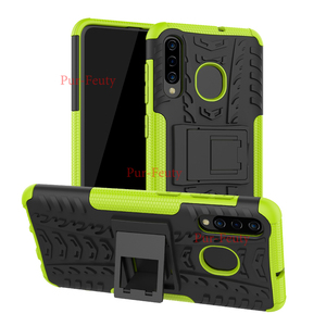 Tpu Band Textuur Armour Cover Voor Galaxy A20S A30S A50 A51 A71 A70S A40 A10S A20E A60 A80 M10 M20 m30S A21 Case Heavy Duty Case