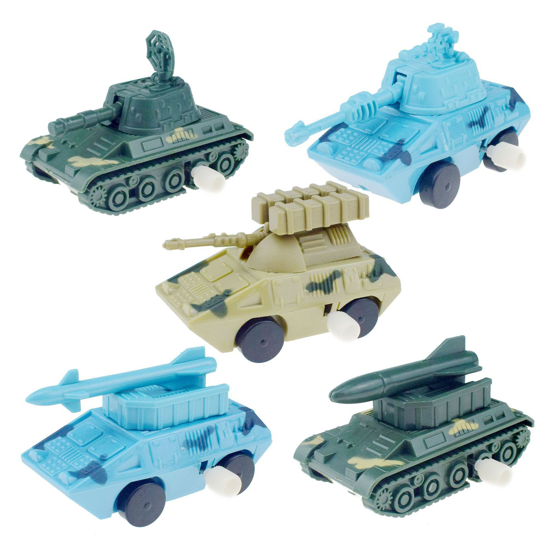 Novelty Funny Of Winding Spring-Winding Tanks Armoured Car Toy Model Children Gift