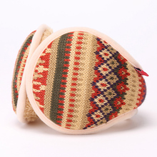 Oorwarmers, зимние наушники для мужчин и женщин, складные наушники для ушей, гетры, регулируемые earjeras de invierno nauszniki