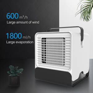 Portable Air-Conditioner Cooling-Fan Multi-Function Mini New USB Household Desktop Negative-Ion