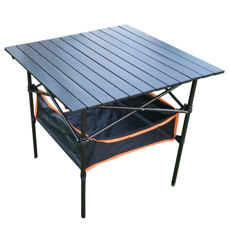 Outdoor Folding Table Portable Ultralight Aluminum Table Barbecue Tables Portable Foldable Camping Dining Table Mesa Plegable