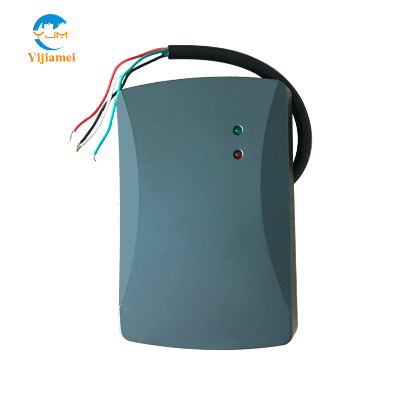 13.56MHz Work Frequency RS232 Interface Water Proof Outdoor And Indoor Using Access Control RFID Reader