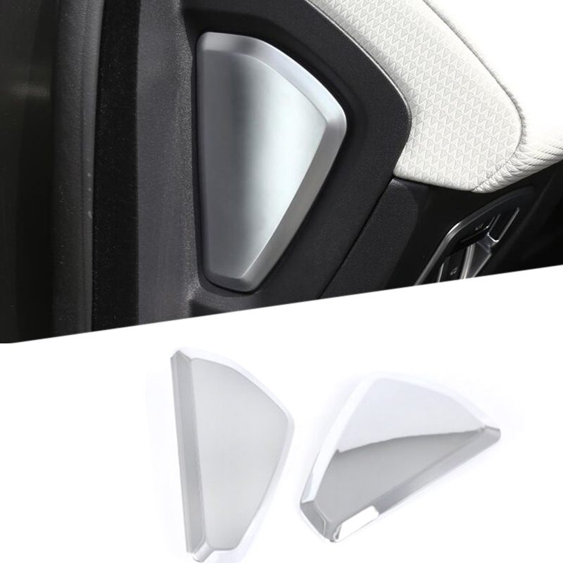 2Pcs Car Dashboard Console Panel Cover Trim for Land Rover Range Rover Velar Dashboard Cover