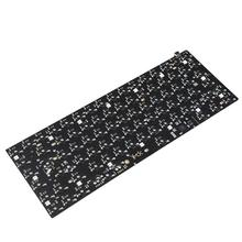 YMDK YMD75 v3 QMK Hot Swap Hot swappable Kailh Socket 84 PCB Fully Programmable Support ANSI ISO Replacable YMD75 V2
