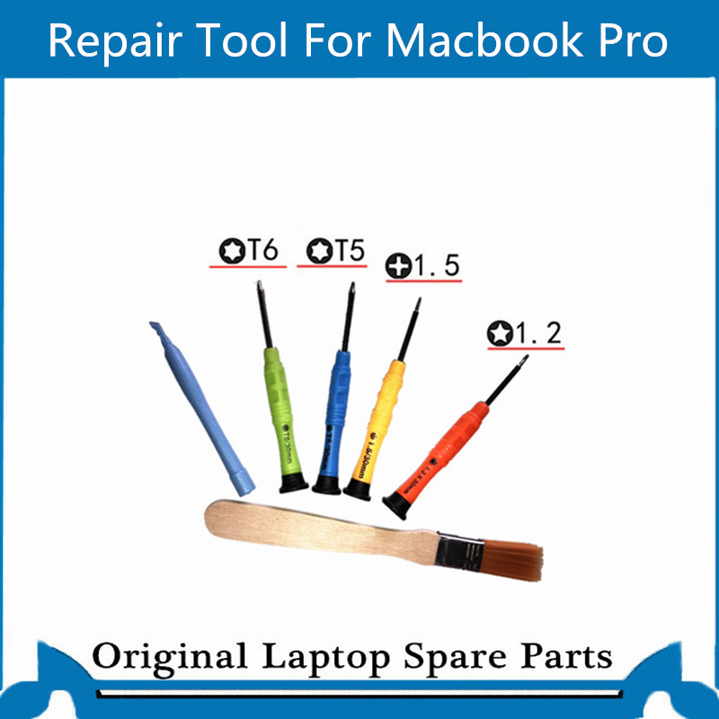New Laptop Clean Repair Tool Screw Driver For Macbook Pro Retina Air 13inch 15 Inch Computerl Set Kit