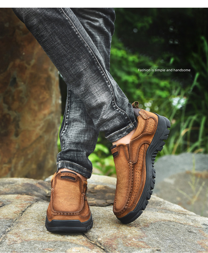 H1af83c2f73eb41e6bd3dcd095bb94ca0E Men Casual Shoes Sneakers 2019 New High Quality Vintage 100% Genuine Leather Shoes Men Cow Leather Flats Leather Shoes Men
