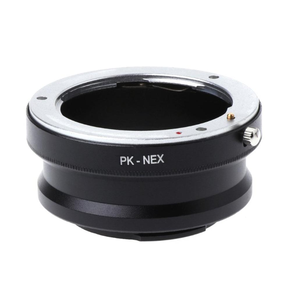 PK-NEX Adapter Digital Ring Camera Lens Adapter For Pentax PK K-mount Lens For Sony NEX E-Mount Cameras