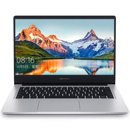 Original Xiaomi RedmiBook Laptop 14.0 Inch Intel Core I3-8145U Intel UHD Graphics 620 4G RAM DDR4 256G SSD Ultra-Thin Notebook