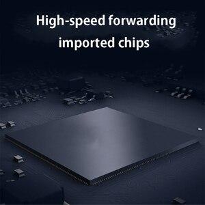 Image 5 - POE Gigabit מתג 52V 5/6/8/10/11/16/24 יציאת POE מתג עבור IP מצלמה 250 מטרים ברקים הגנת ספק כוח פנימי