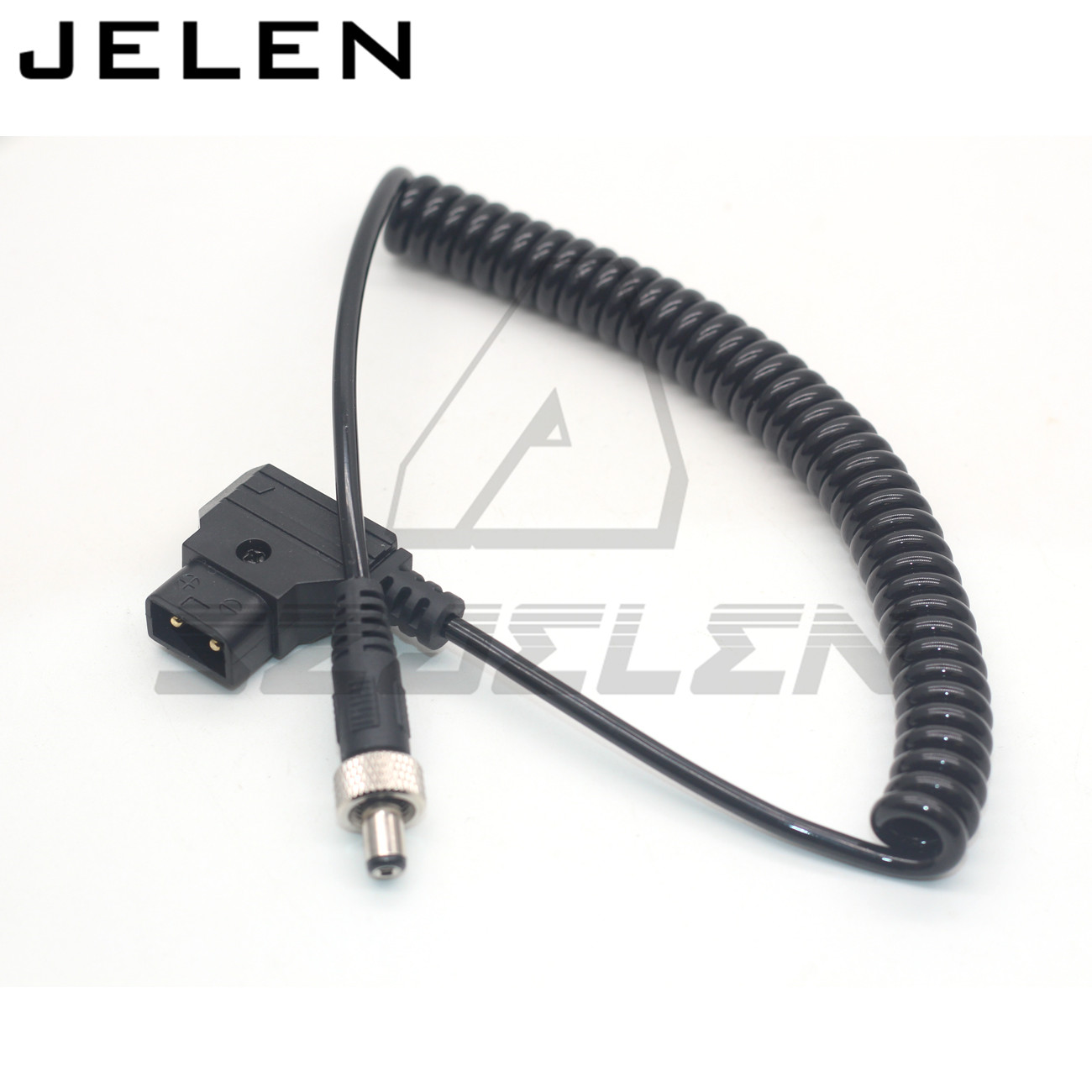 D-TAP To DC2.1 Screws Power Cable For ATOMOS Monitor Power Cord, Lectrosonics Venue VR IFB  Power Cable,  Video Devices PIX-E5/7