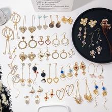 Abdoabdo Pearl Long Tassel Earrings For Women Ear Wire Drop Earrings Jewelry Earrings Gold Earrings Pendientes Mujer Moda 2019 cheap Stainless Steel LG-ER0597 geometric Vintage Fashion Metal Kolczyki Oorbellen Brincos Stud Earring Dangle Earring Earring