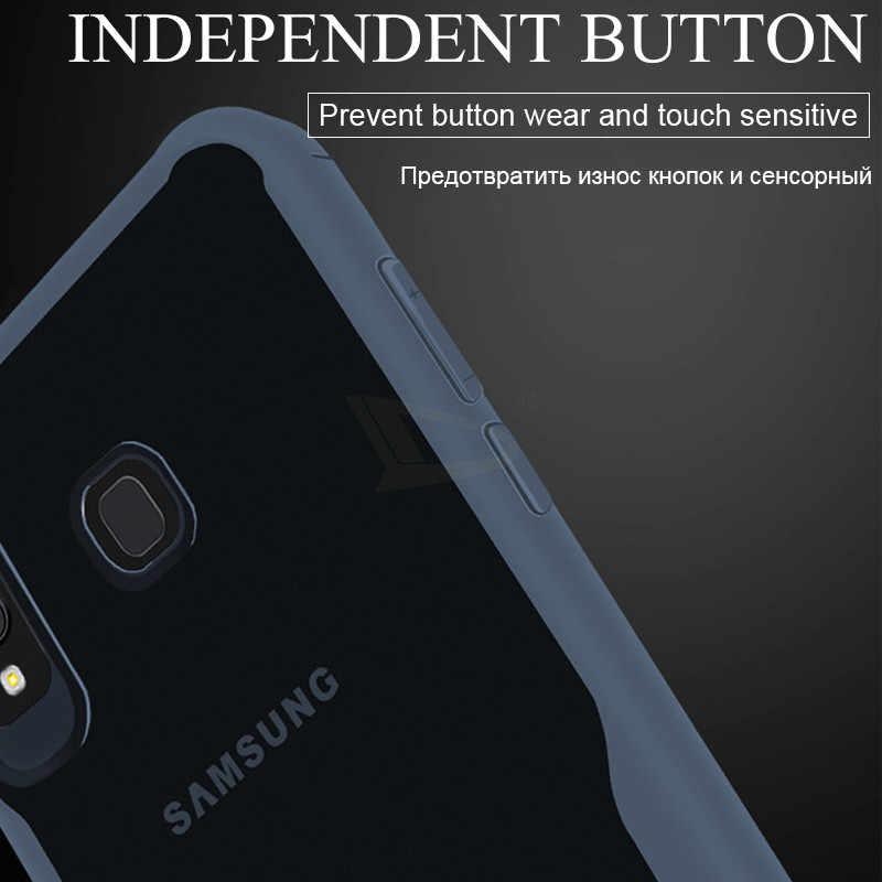 Роскошный бронированный противоударный бампер чехол для Samsung Galaxy S8 S9 S10 плюс S10e A10 A20E A30 A40 A50 A70 M10 M20 M30 силиконовые чехлы