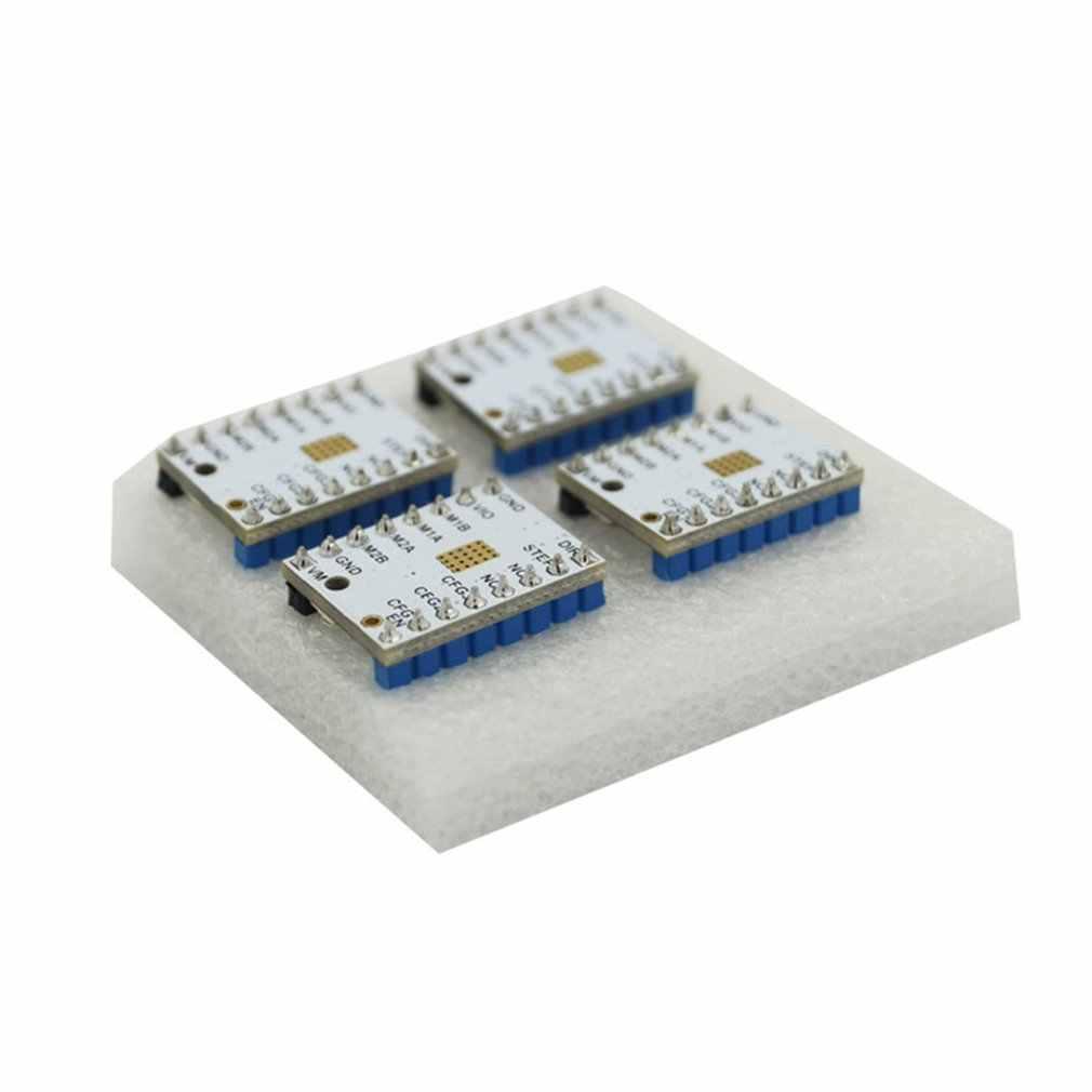 El silencioso paso a paso 3D impresora accesorios TMC2100V1.3-LA paso a paso tarjeta de control para motor de LA conducción de LA Junta es compatible con steppi