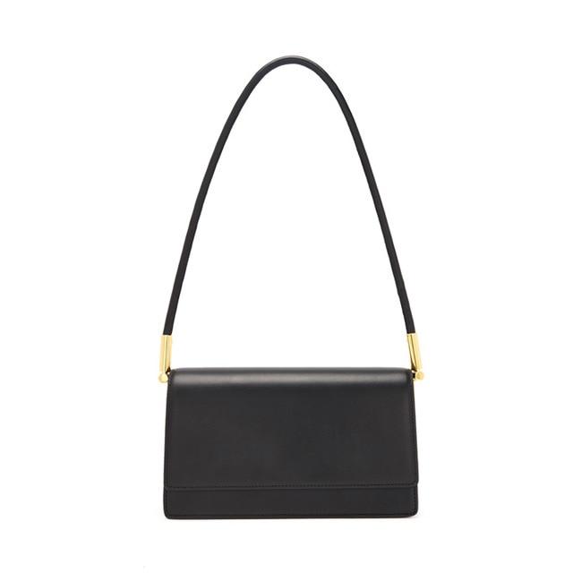 Индивидуальная роскошная сумка из натуральной кожи с буквенным принтом; Сумка на плечо; Новая модная женская сумка; Дизайнерская сумка мессенджер; Сумочка под руку|Сумки с ручками| | АлиЭкспресс