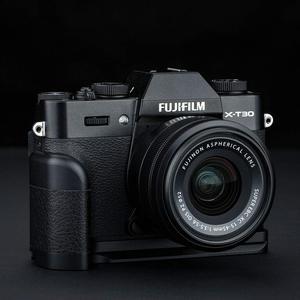 Image 2 - Metal el kavrama tutuşunu plaka L braketi tutucu Fujifilm X T30 X T20 X T10 XT30 XT20 XT10 değiştirir MHG XT10 el kavrama