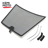 KEMIMOTO Radiator Guard Cover Grille Aluminum for Suzuki GSXR 600 750 2006 2009 10 11 12 13 2014 2015 2016 Oil Cooler Protector