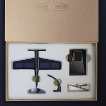 Solar plane model DIY kit science  educational toy