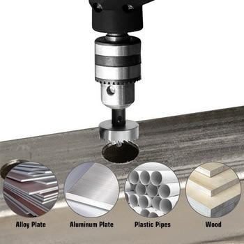 цена на 5Pcs HSS Drill Bit Hole Saw Tooth Set Stainless Cutter HSS Drill Bit Hole Saws Set Stainless High Speed Steel Metal Alloy
