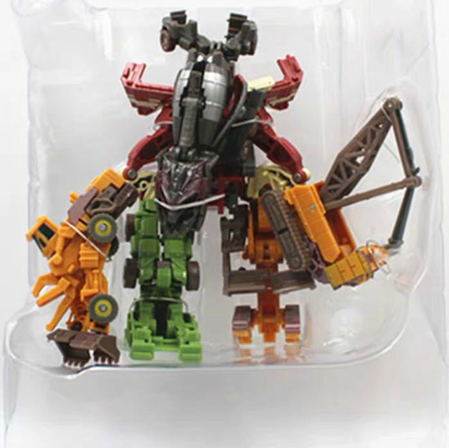 Transformation Devastator Movie Revenge Of  Fallen Legend Lever Action Figure Robot KO Toys For Kids Boy Xmas Birthday GiftAction & Toy Figures