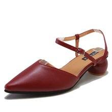 Женские сандалии 2020 женские с закрытым носком шлепанцы женская