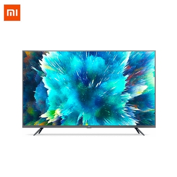 Xiaomi Smart TV 43 Inch 74T Television Voice Control 2GB+8GB WIFI bluetooth 4K UHD Android 9.0 Smart TV International Version 1