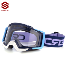 Brand 100% Motocross Goggles Glasses Skiing Sport Eye Ware MX Off Road Helmets Goggles Gafas for Motorcycle ATV DH MTB