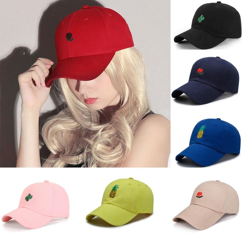 Brand New Summer Mujer 2020 Fashion Baseball Golf Cap Embroidery Sport Cap For Men Women Adjustable Sun Hat Baseball Cap