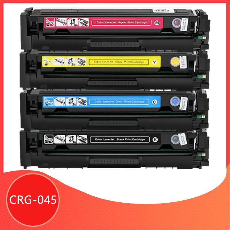 Compatible Color Toner Cartridge CRG-045 Crg045 For CANON 045 ImageCLASS MF635Cx MF633Cdw MF631Cn LBP613Cdw LBP611Cn Printer