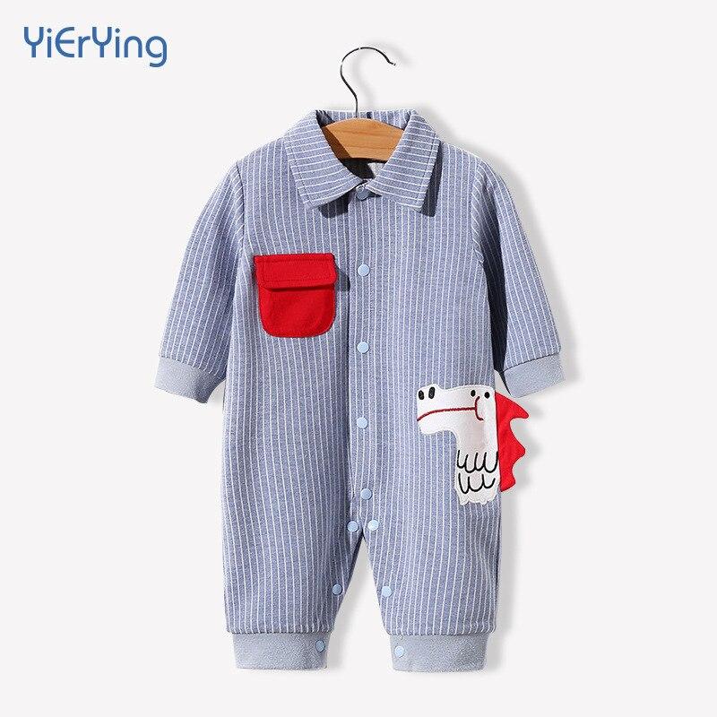 Newborn Infant Jumpsuit Spring Summer Men And Women Baby Romper Primary Cute Nursing Dress